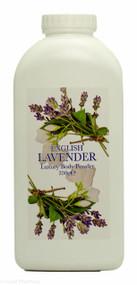 English Lavender Luxury Body Powder - 350g