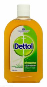 Dettol® Liquid Antiseptic Disinfectant – 500ml