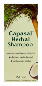Capasal™ Herbal Shampoo Anti-Dandruff - 100ml