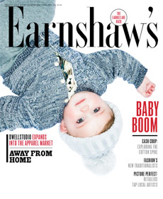 See Burp n Baby's ad in Earnshaw's Magazine