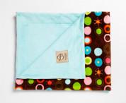 Circle Ol'Le Blanket Chocolate