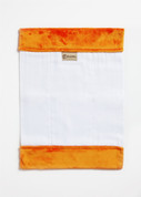 Coral Burp Cloth BURP_ORANGE_ORA01