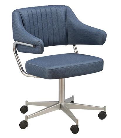 Bucket Armchair Mid Century Modern Chair For Sale