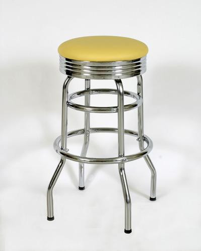 Retro Chrome Bar Stools Retro Diner Stools Seats Amp Stools