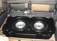 Honda Ridgeline 2006-09 Dual Subwoofer box Enclosure HRL210 FREE SHIPPING!