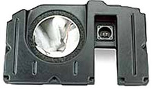 Dodge Ram Quad Cab 2002-07  Driver Side Subwoofer Box Enclosure DQC110D FREE SHIPPING!