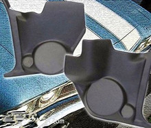Q-FORMS GM Classic Cars 1968-1972  Kick Panel Speaker Mounts by Q-Logic FREE SHIPPING!