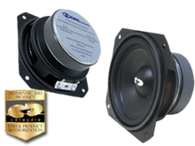 "4"" CL-4 CDT Audio Mid-Woofer (Pair)"