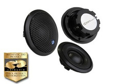 "1.1"" HD-1/BL CDT Audio Silk Dome Audiophile Grade Tweeter"