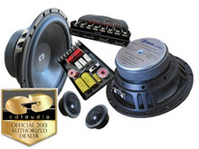 "6.5"" CL-62 CDT Audio Classic 2-Way Component Set"