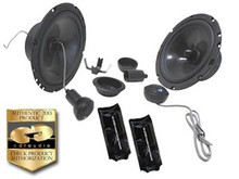 "6.5"" CL-61CV.2 CDT Audio 2 Ohm Convertible 2-Way Speaker System"