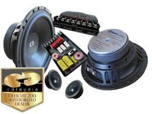"6.5"" CL-62.2 CDT Audio Classic 2-Way Component Set TWO OHM VERSION"