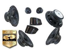 """6.5"""" COM-626CR CDT Audio Component Speakers Plus FREE Coaxial Speaker Pair"""