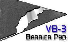 VB-3 Cascade Barrier Pad w Lead Septum 12 sq ft VB3 NEW