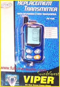 VIPER 591 690 XV 591XV 690XV  Replacement Remote 479V