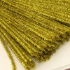 Stems, Sparkly, 20-in, 1000-pc, Light Gold