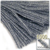 Stems, Sparkly, 20-in, 1000-pc, Silver