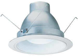 Juno 28w Wh Recessed Lighting 6 Quot Ultra Trim Baffle Wet Location Approved