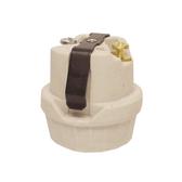 Leviton 8875 - 1-Piece Snap-In Front Mount Porcelain Keyless Lampholder