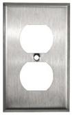 Leviton 84003 - 1-Gang Duplex Device Receptacle Wallplate