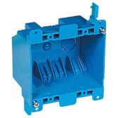 Carlon B225R-UPC - Old Work Nonmetallic Box 2 Gang 25 CU Inch