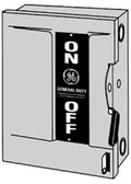 GE TG3221 - 30 Amp NEMA Type 1 General Duty Safety Switch
