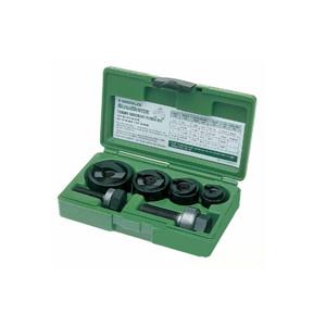 greenlee 7235bb slug buster manual knockout punch set rh galesburgelectric com Greenlee Knockout Set 7646 Greenlee Parts