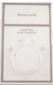 Honeywell S483b1002 Winter Watchman Warning Device