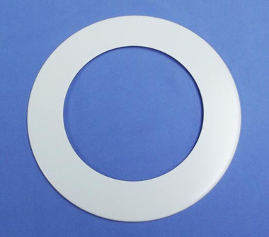 Juno SP841WH - White Trim Ring For Goof Plate