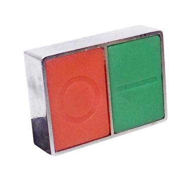 Cerus CB2BA87 - Pushbutton Operator Red/Green