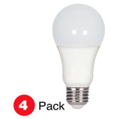 Satco S28790 - LED A19 E26 15.5W 5K 4/PK Bulbs