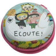 Ecoute Pink Coin Purse 6107