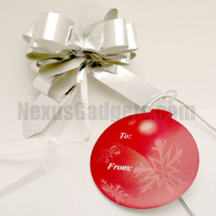 Easy Gift Ribbon and Tag