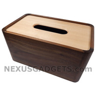 Luno Deluxe Tissue Box Holder
