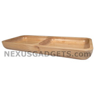 Archer Solid Maple Rectangular Tray - Small
