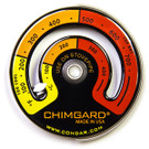 ChimGard StovepipeThermometer Magnetically Attached Meter by Condar