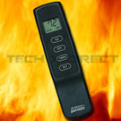 Skytech 1410T/LCD Fireplace Remote Control with Timer