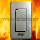 Skytech 1001D-A Fireplace Wireless Wall Control On/Off