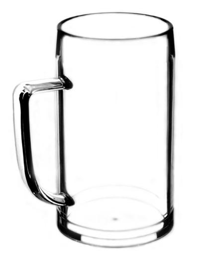 """The Big One"" Octoberfest Beer Tankard | 1Litre / 34oz Capacity"
