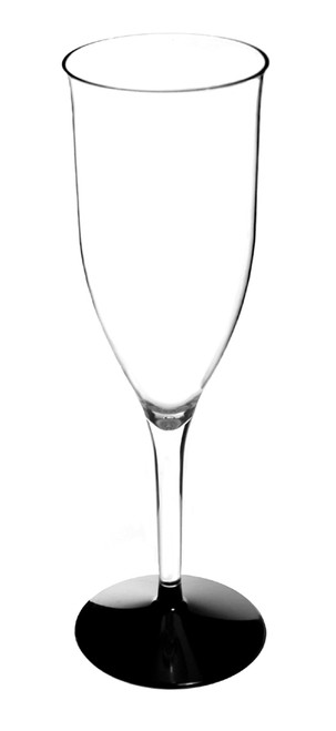Plastic Champagne Toasting Glass