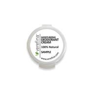 SAMPLE: Moisturizing Deodorant Cream - Lemongrass & Lavender