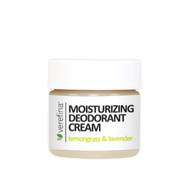 Moisturizing Deodorant Cream 1 oz - Lemongrass & Lavender