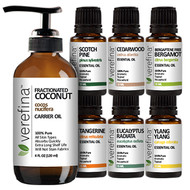 Ready to Mingle Single Essential Oil Set (Free Carrier Oil Included)