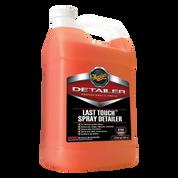 D155 Detailer Last Touch Spray Detailer, 1 Gallon
