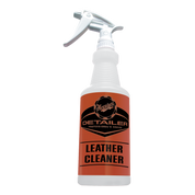 Leather Cleaner Bottle only, 32 Oz. D20181