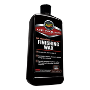 D301 DA Microfiber Finishing Wax, 32 oz