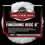 "DMF6 DA Microfiber Finishing Disc 6"" (2 pack)"