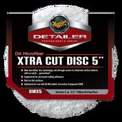 """DA Microfiber Xtra Cut Disc, 5"""""""