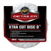 """DA Microfiber Xtra Cut Disc, 6"""""""