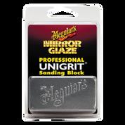 Mirror Glaze¨ Unigrit¨ Sanding Block - 1,500 Grit